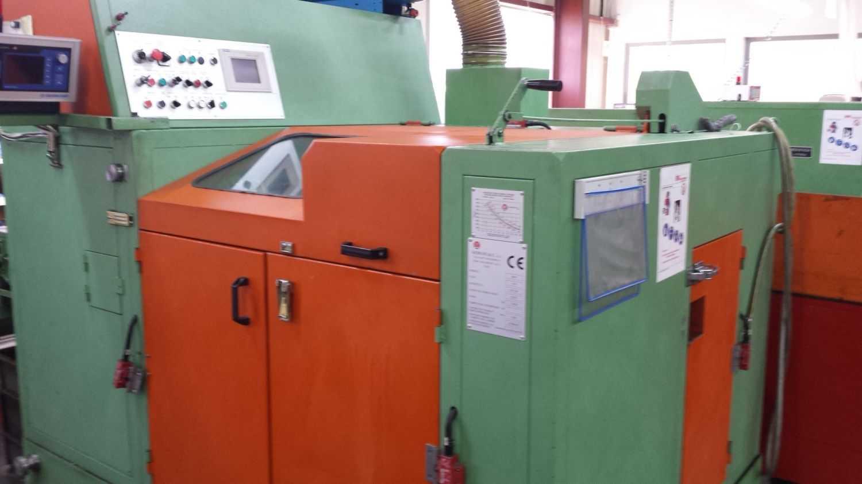 machine presse de transfert
