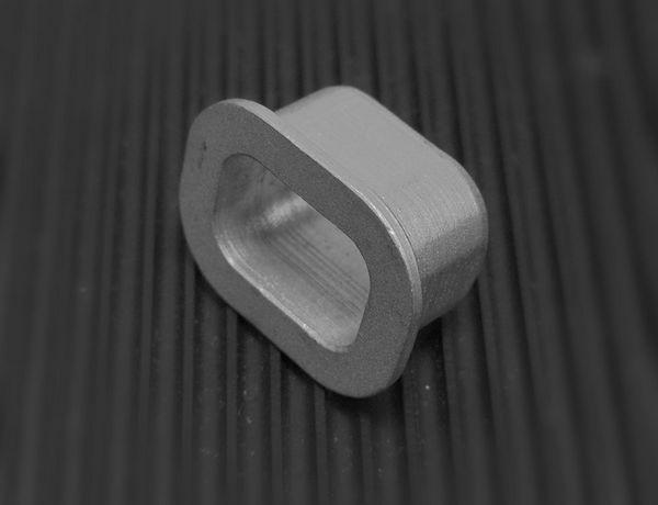 Limiteur de compression oblong et insert oblong